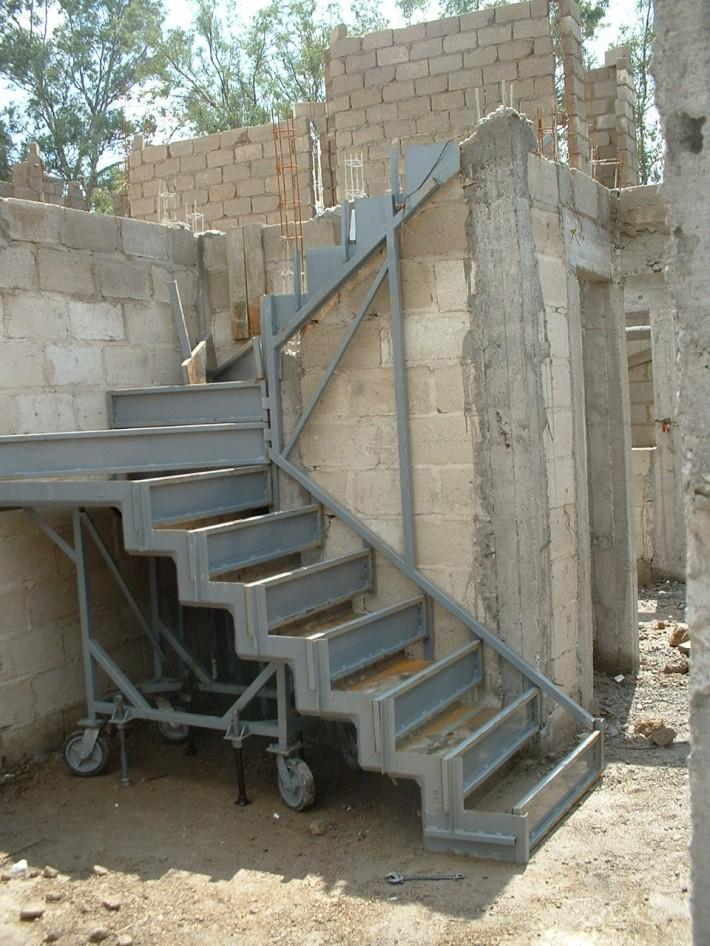 escalera para construccion pictures to pin on pinterest On escaleras construccion
